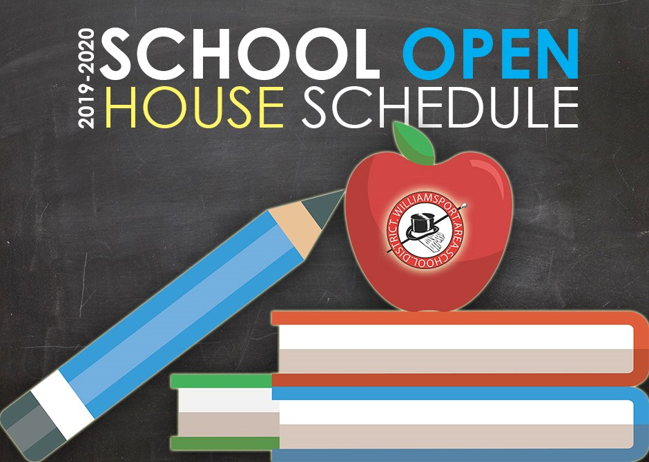 2019 Open House Graphic
