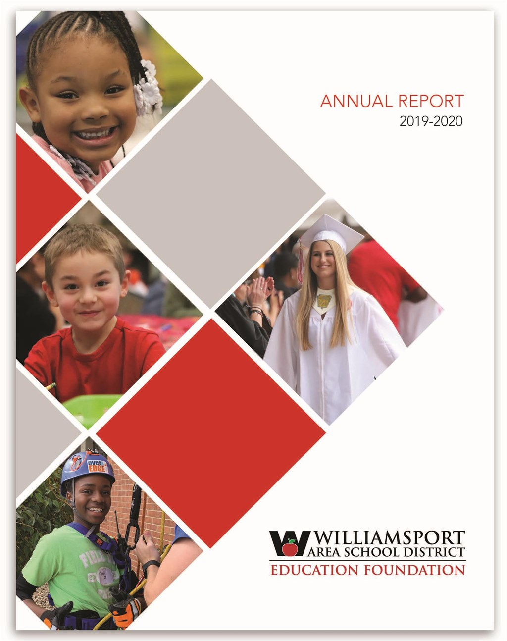 WASDEF FY20 Annual Report Cover