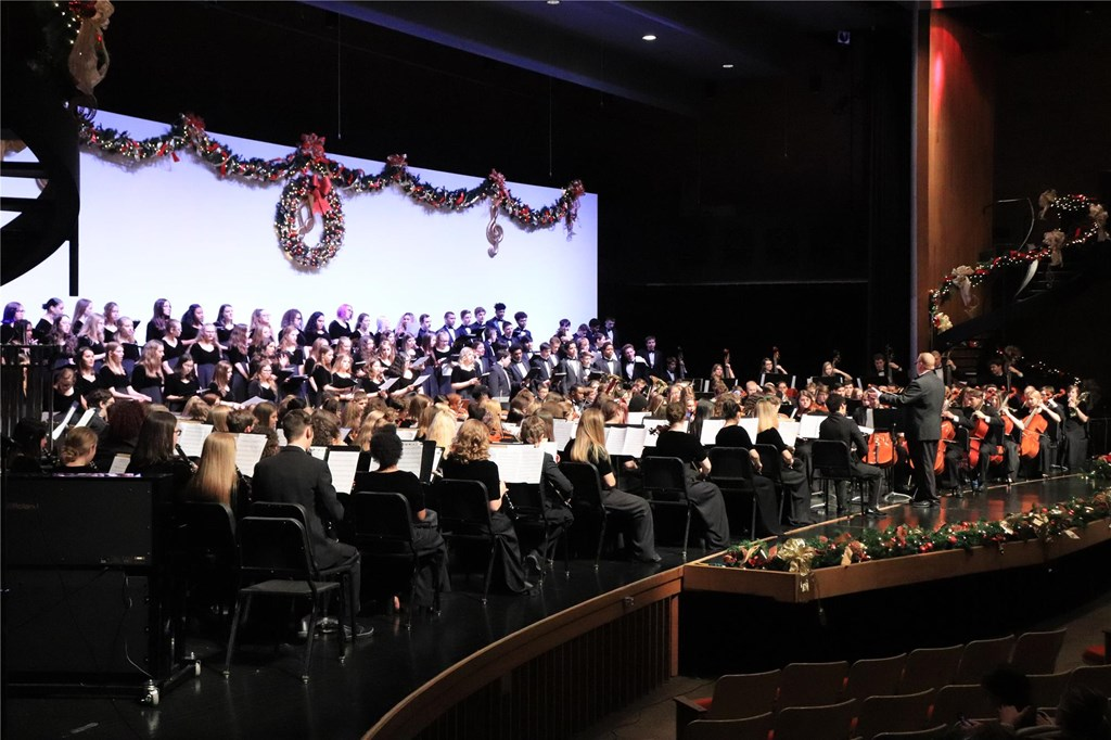 30th Annual Holiday Concert Image