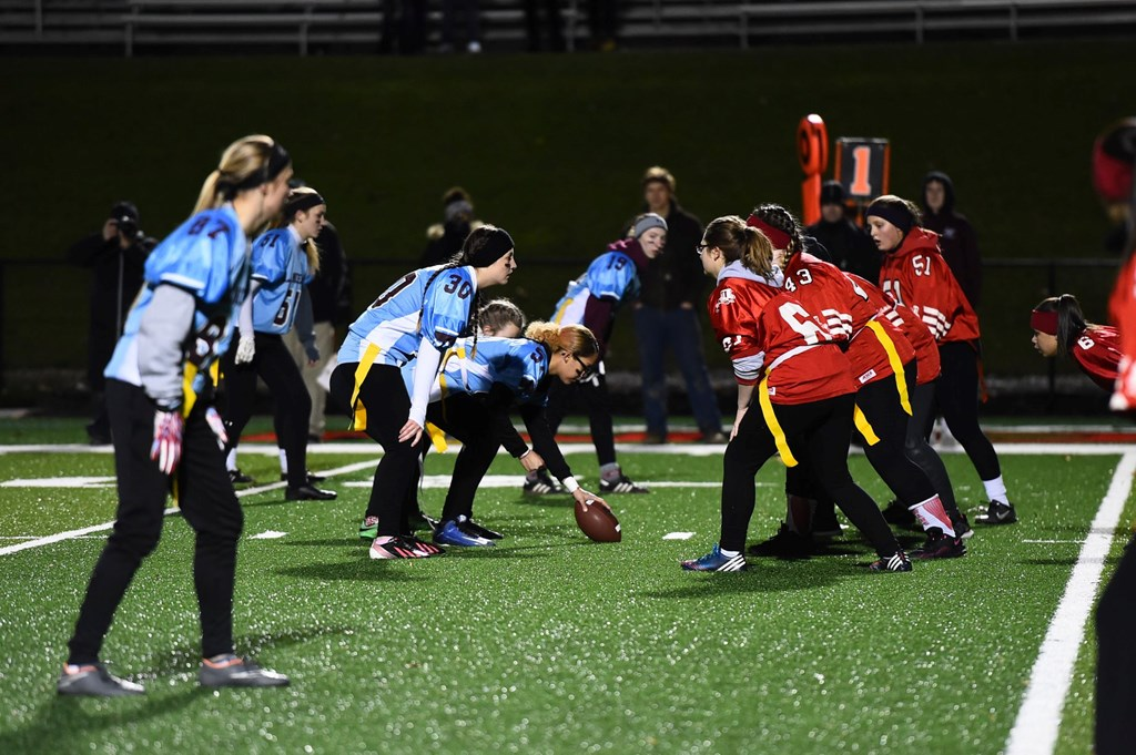 2018 Powderpuff Game Photo