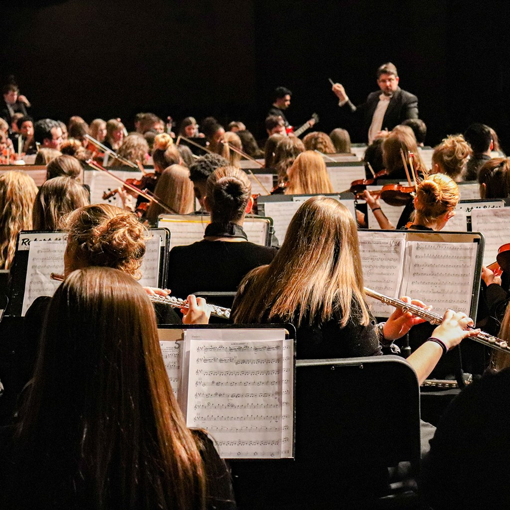 WASD Orchestra Performance