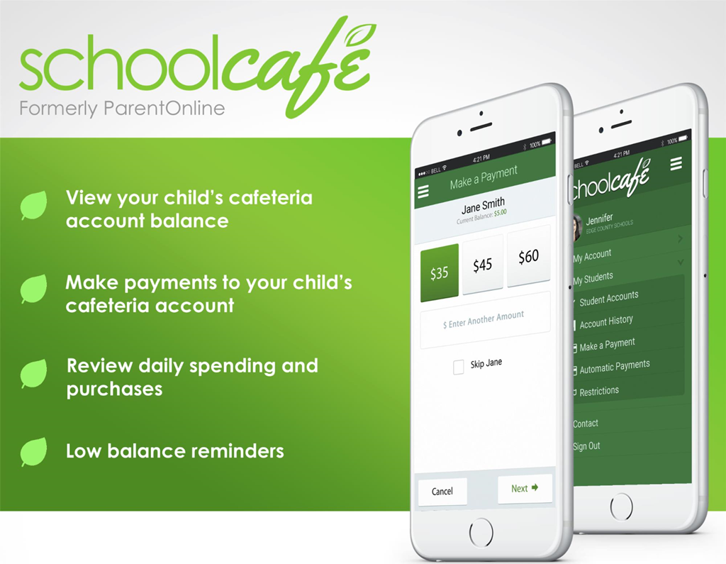 SchoolCafe graphic.