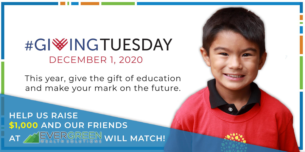 2020 Giving Tuesday Ad